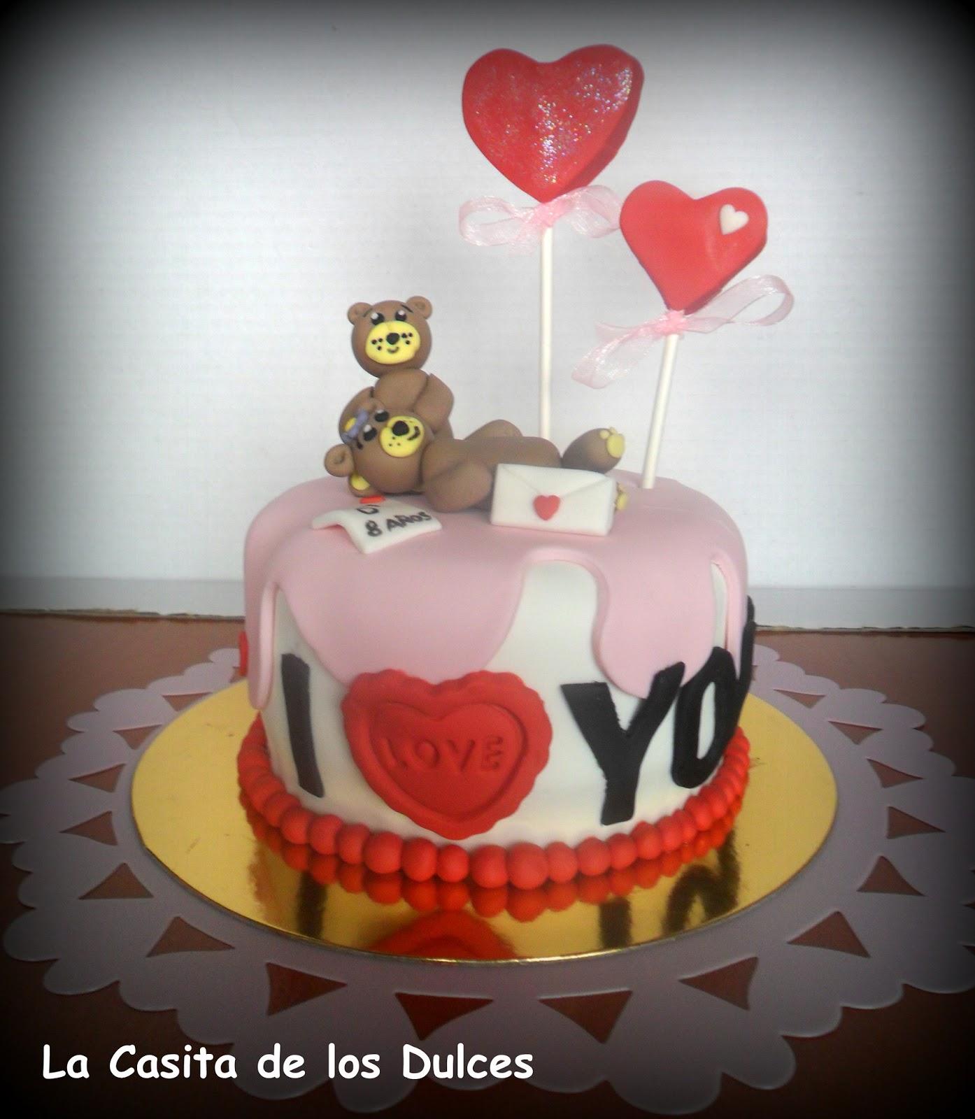 Miss sweet cake tarta fondant 8 aniversario - Como sorprender a mi pareja en su cumpleanos ...