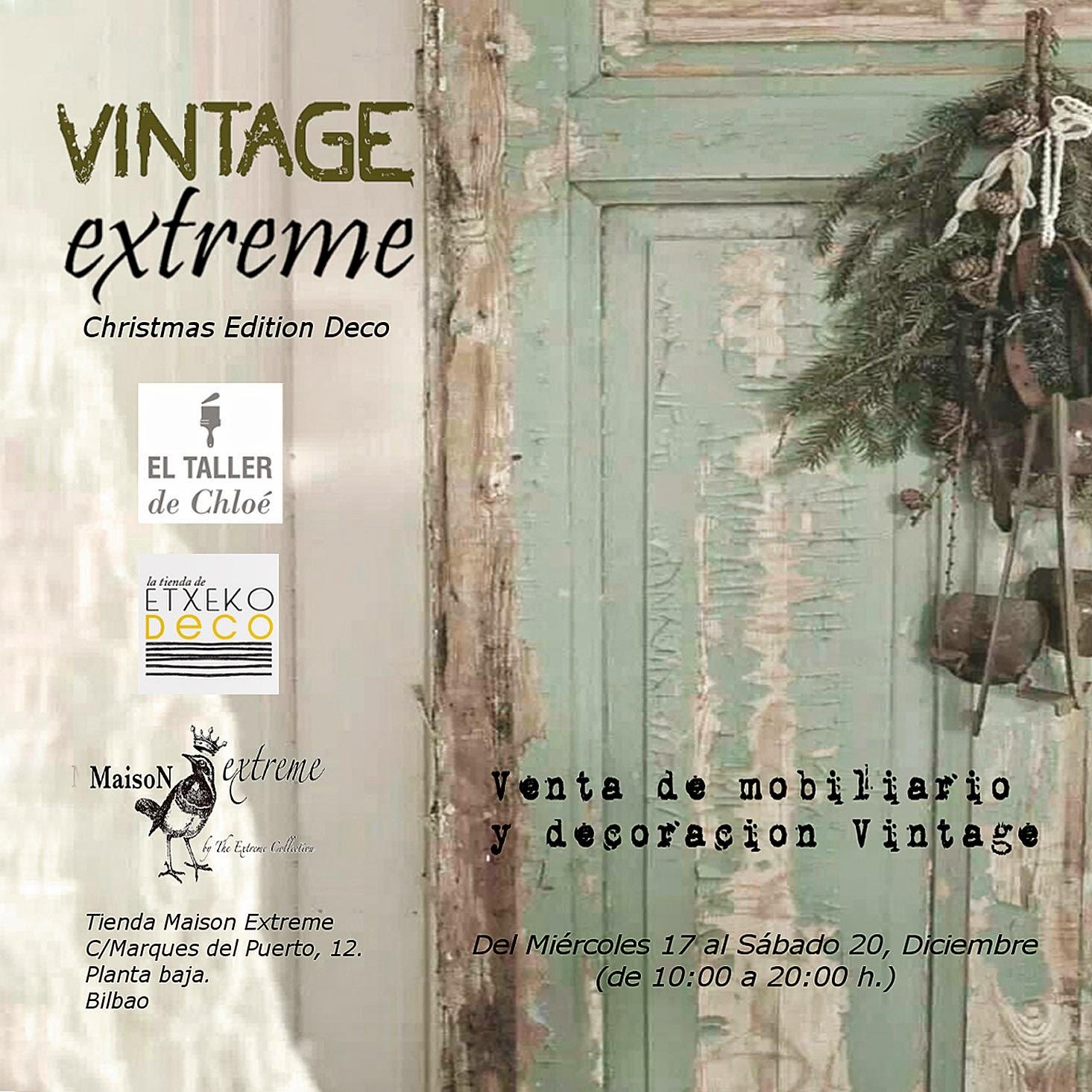 Vintage Extreme Bilbao (17/20 Dic.): En Navidad regala decoración ...