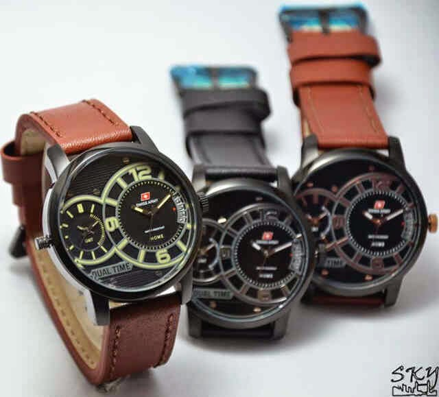 Jam Tangan Swiss Army SA 2050 FB Original