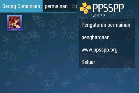 PPSSPP Gold V0.9.7.2