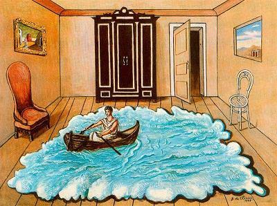 La tornada d'Ulisses (Giorgio de Chirico)
