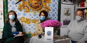 "Presentación del libro: ""Largo Caballero. No pasarán!!! en la Casa Vecinal de Tetuán"