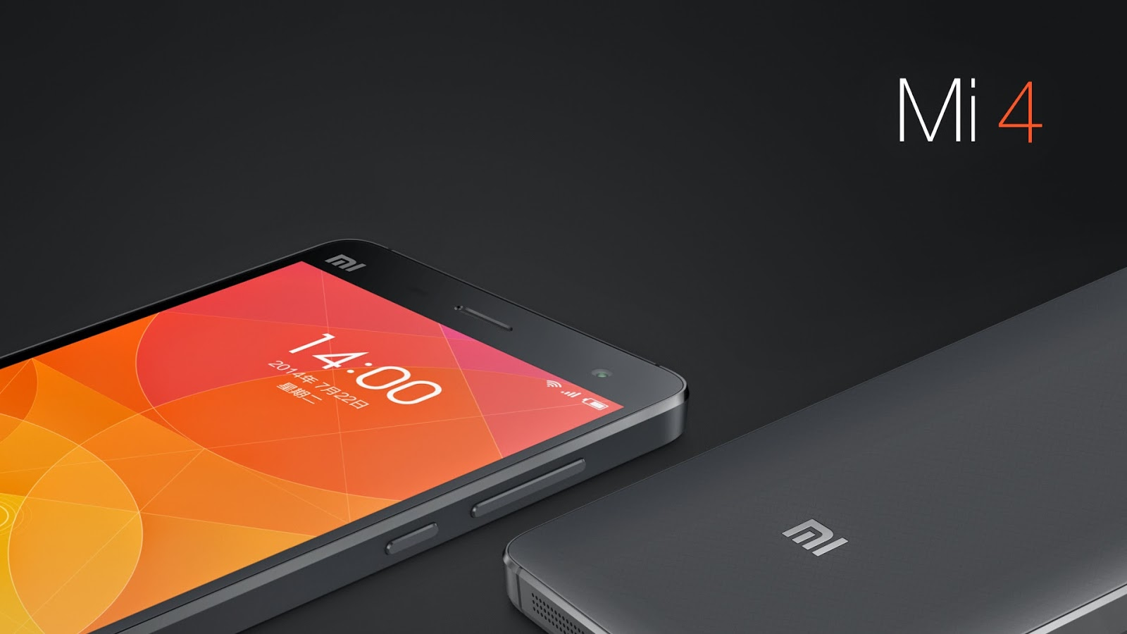xiaomi mi4 with 5 inch display snapdragon 801 processor