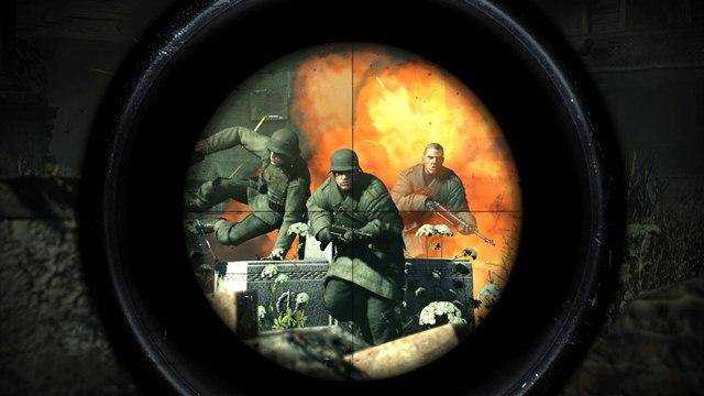 Sniper Elite V2 PC Full Espa�ol 2012 DVD5