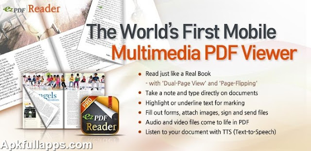 ezPDF Reader Multimedia PDF v2.1.0.1