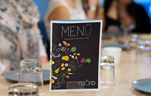 njörd food menu