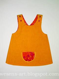 reversible baby dress 3    wesens-art.blogspot.com