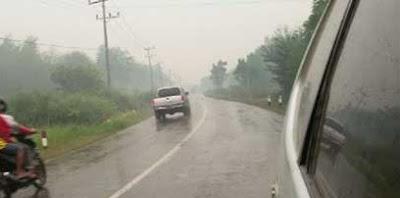 Sejumlah Daerah di Tanjabtim dan Tanjabbar Sudah Diguyur Hujan
