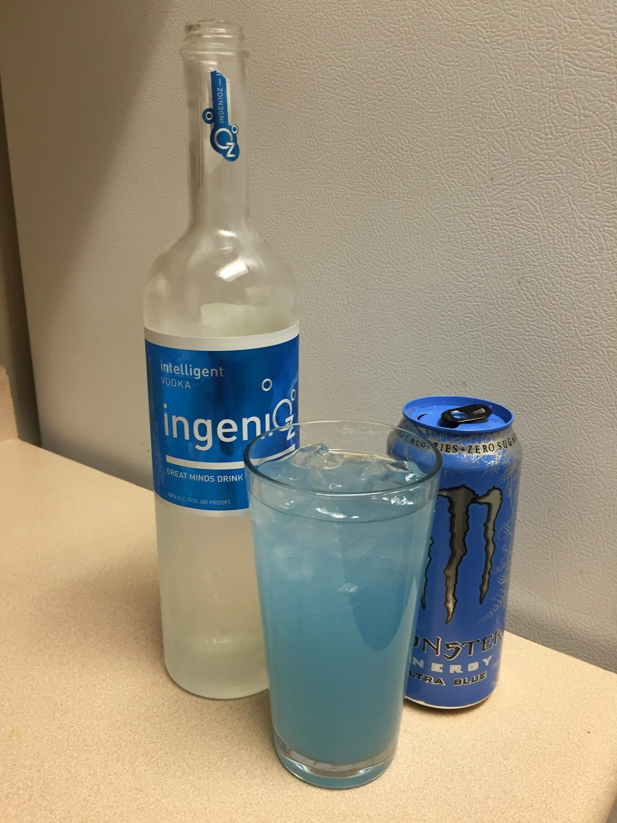 Iowa-made ingeniOz vodka supposed to soften the effects of a hangover