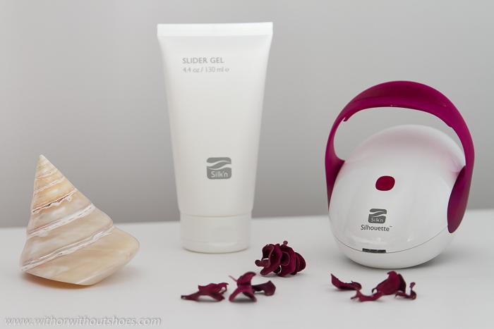 Silk'n Silhouette tratamiento corporal reafirmante para una mujer real