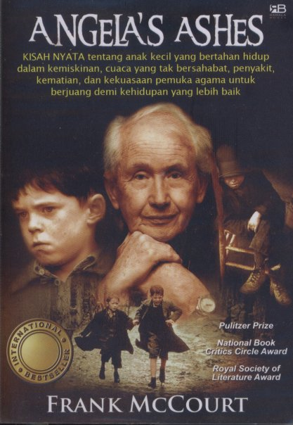 """summary angela s ashes A pulitzer prize–winning, #1 new york times bestseller, angela's ashes is frank mccourt's masterful memoir of his childhood in ireland""""when i look back on my childhood i wonder how i."""