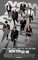 Now You See Me by Louis Leterrier