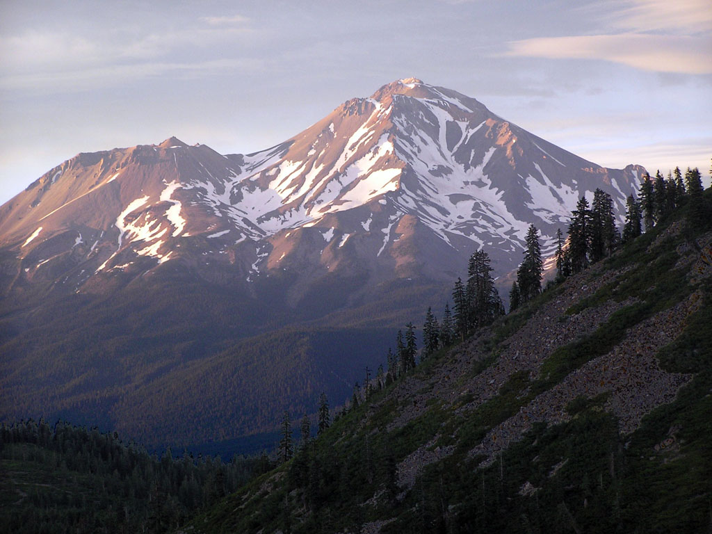 Mount Shasta (CA) United States  city images : Travel Trip Journey: Mount Shasta, California