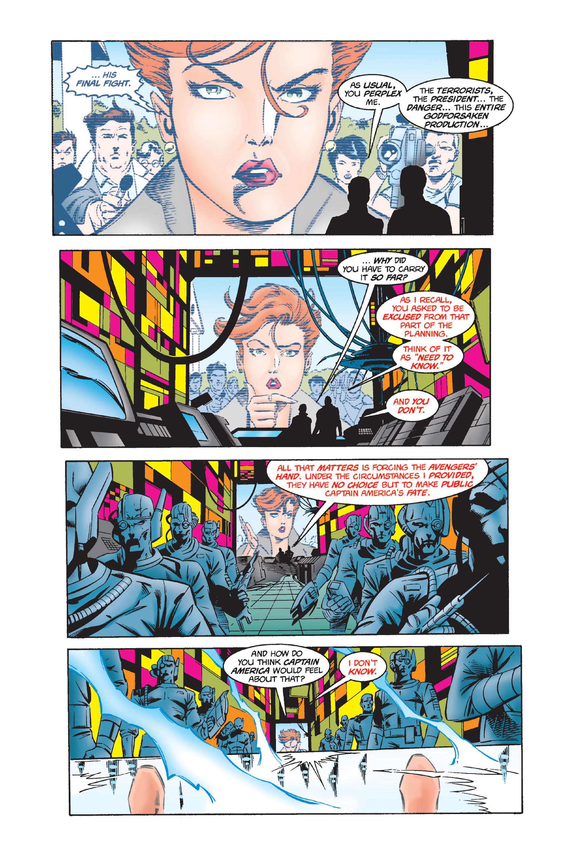 Captain America (1968) Issue #444 #398 - English 20