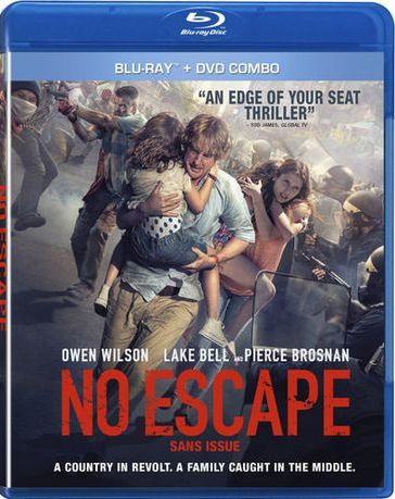No Escape 2015 Dual Audio Hindi BluRay Download