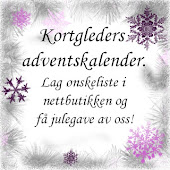 Sjekk bloggen og bli med p adventskalender!
