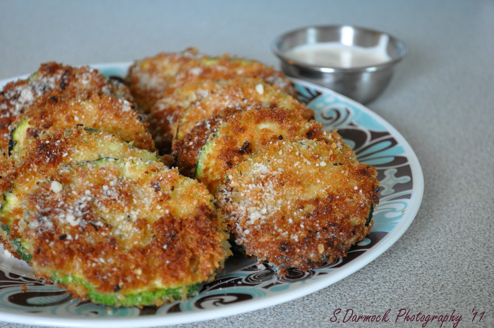 ... green onions parmesan encrusted zucchini parmesan encrusted zucchini