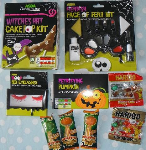 Halloween Cake Decorations Asda : Madhouse Family Reviews: ASDA Witches Hat Cake Pop Kit review