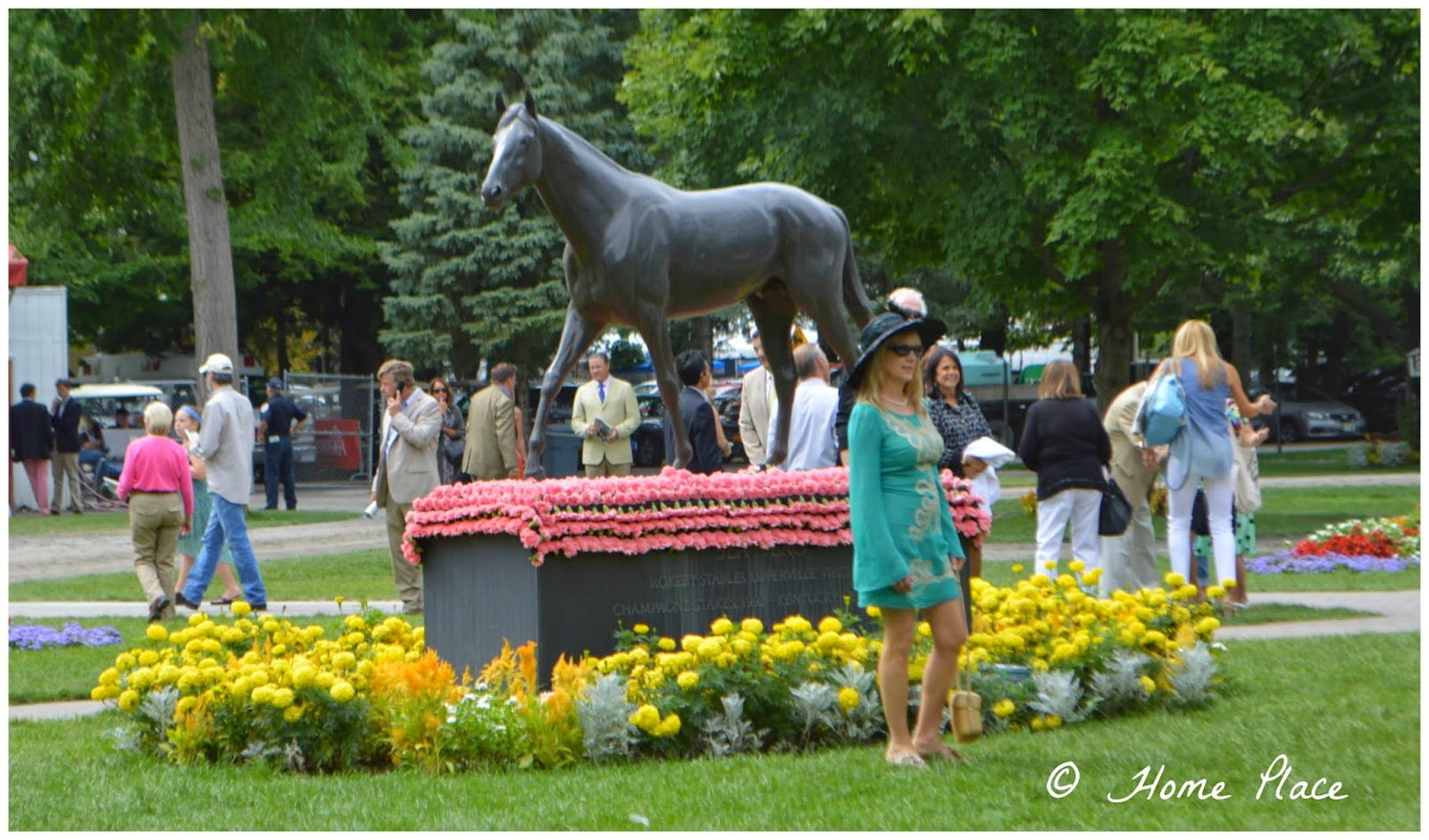 Home place saratoga race course with america 39 s best racing for Americas best home place