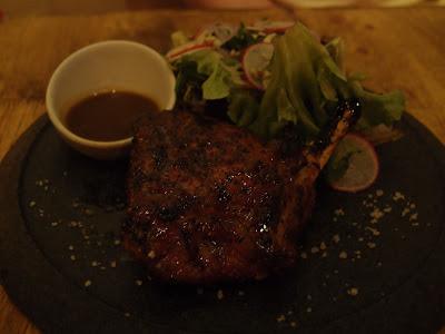 DeRaza Iberico Pork Chop