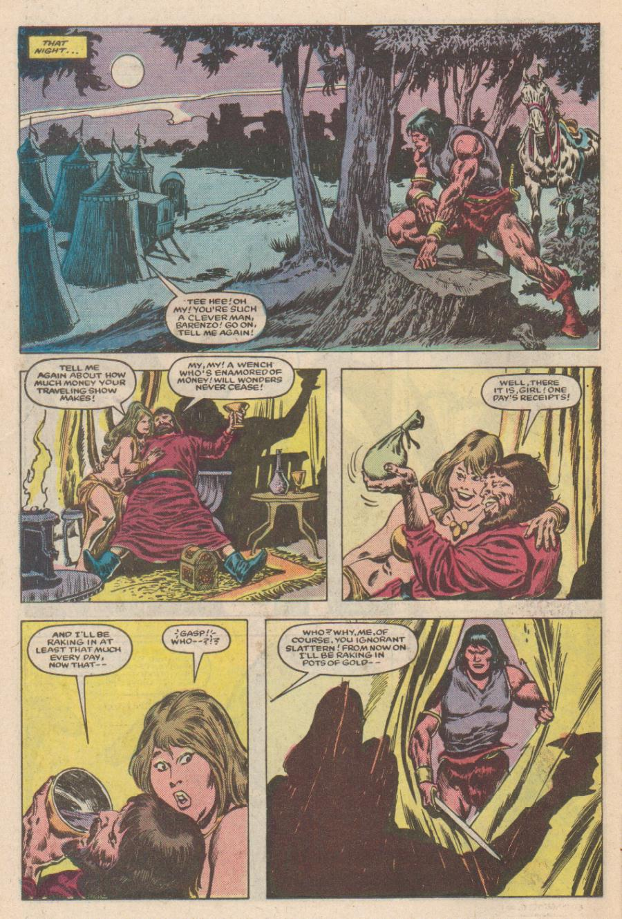 Conan the Barbarian (1970) Issue #168 #180 - English 17