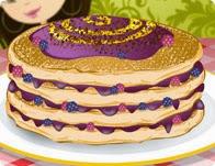 لعبة طبخ الفطيرة باتي