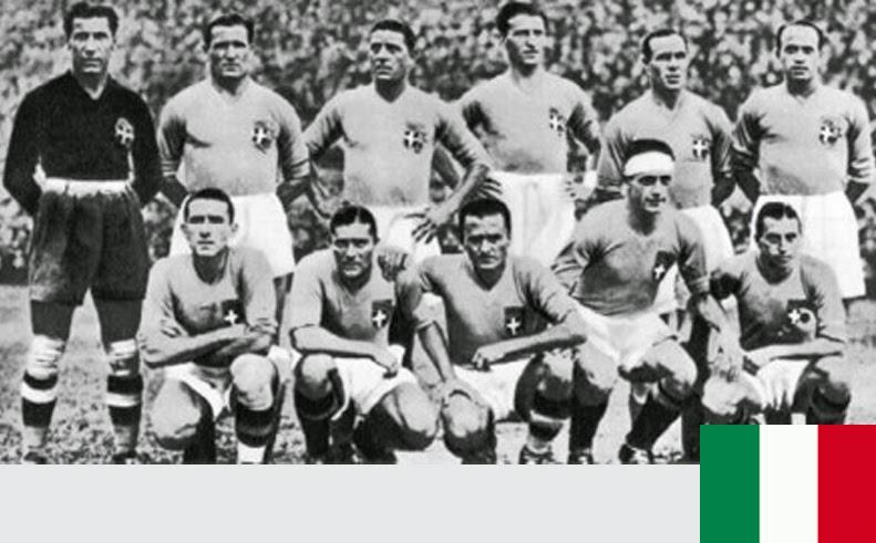 Finale de la coupe du Monde de Football 1934 Italie