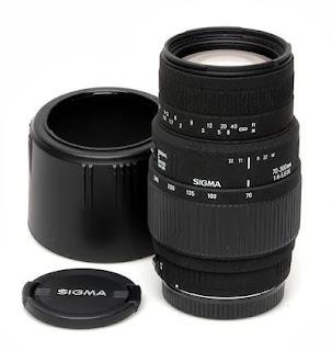 Daftar Harga Lensa Kamera Sigma Terbaru