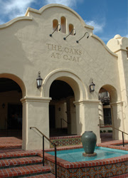 OaksSpa_Facade Oaks At Ojai is Offering Value and Theme Weeks