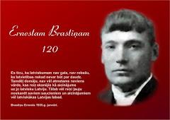 Ernestam Brastiņam - 120