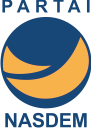 Download Logo Lambang Partai NASDEM Vektor