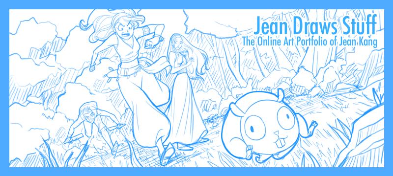 Jean Draws Stuff