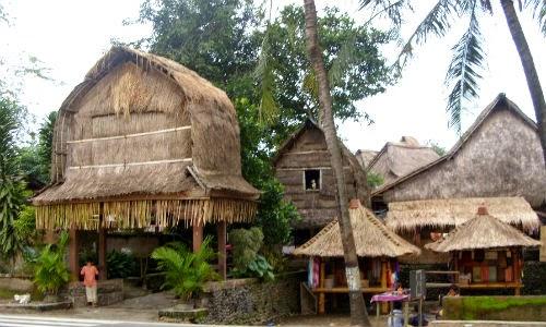 wisata di lombok desa suku sasak