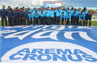 Arena Cronus siap tampil di turnamen Sunrise of Java Cup 2015