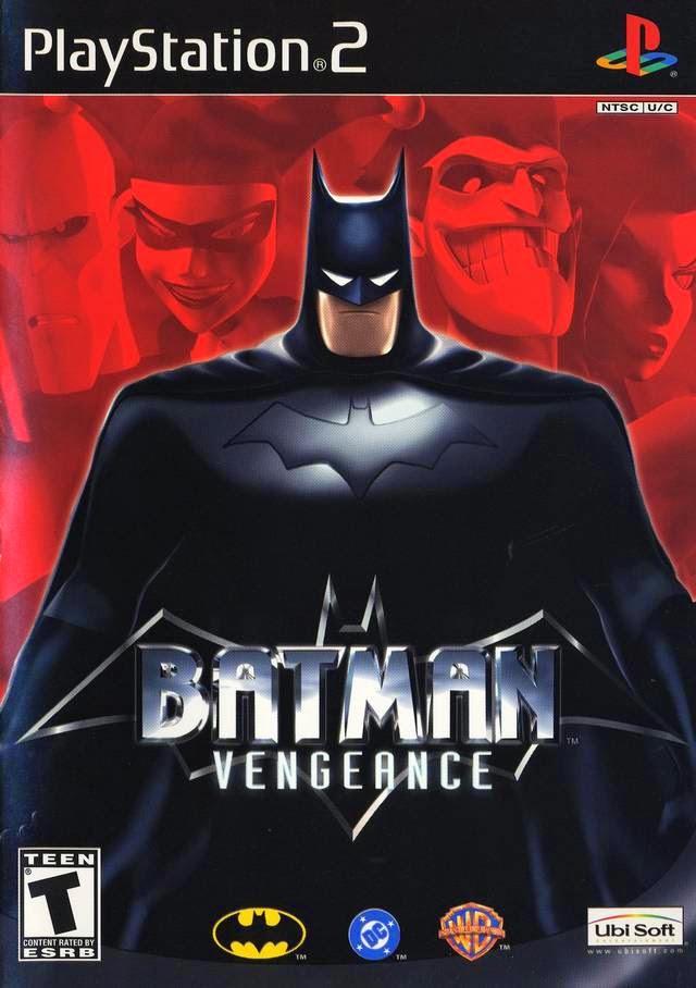 BATMAN : VENGEANCE PS2