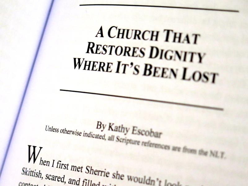 Kathy Escobar's chapter
