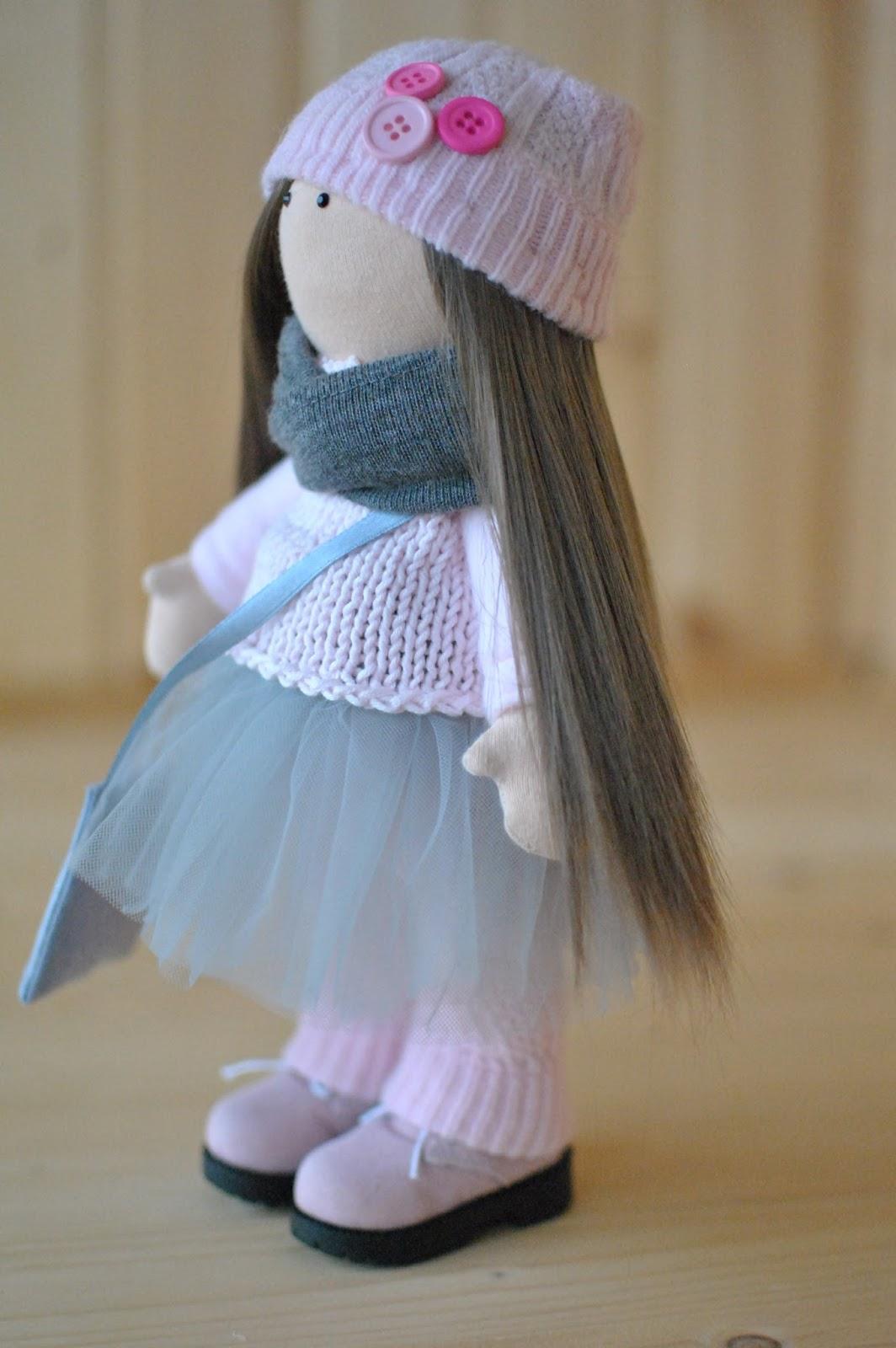 кукла автолюбительница