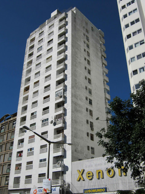 maputo buildings, museu