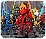 Ninja Lego, game hanh dong