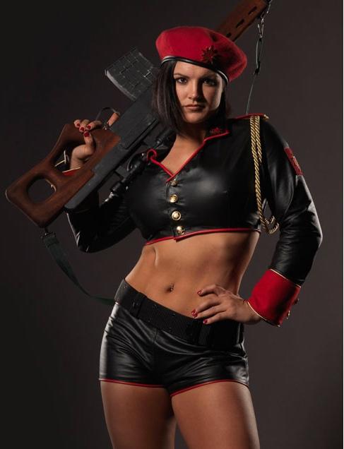 Sexy Gina Carano