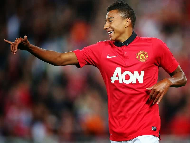 Jesse Lingard - Download Pes 2013 Manchester United Callname Pack by Addy Jams