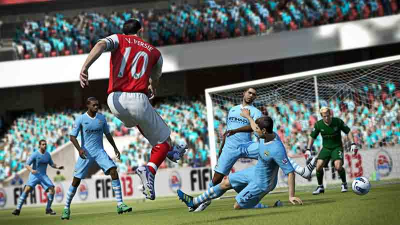 FIFA 13 (2012) Full PC Game Mediafire Resumable Download Links
