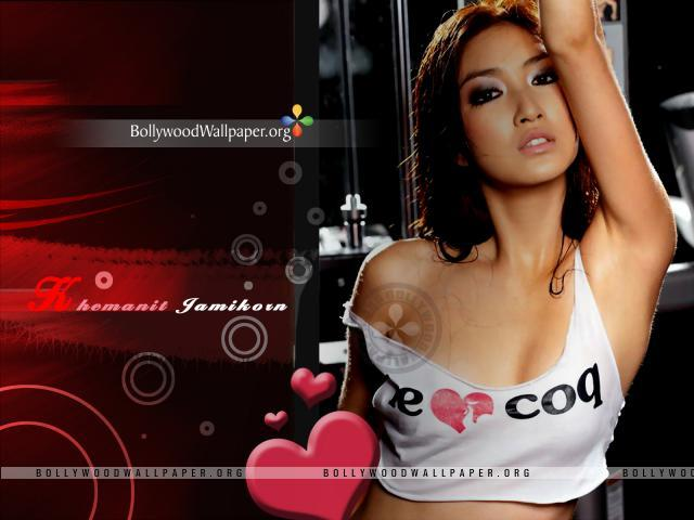 Thai Actresses Hot Wallpapers ~ 521 Entertainment World