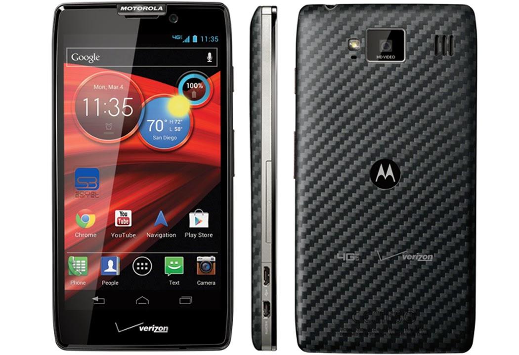Motorola DROID RAZR MAXX HD Pic