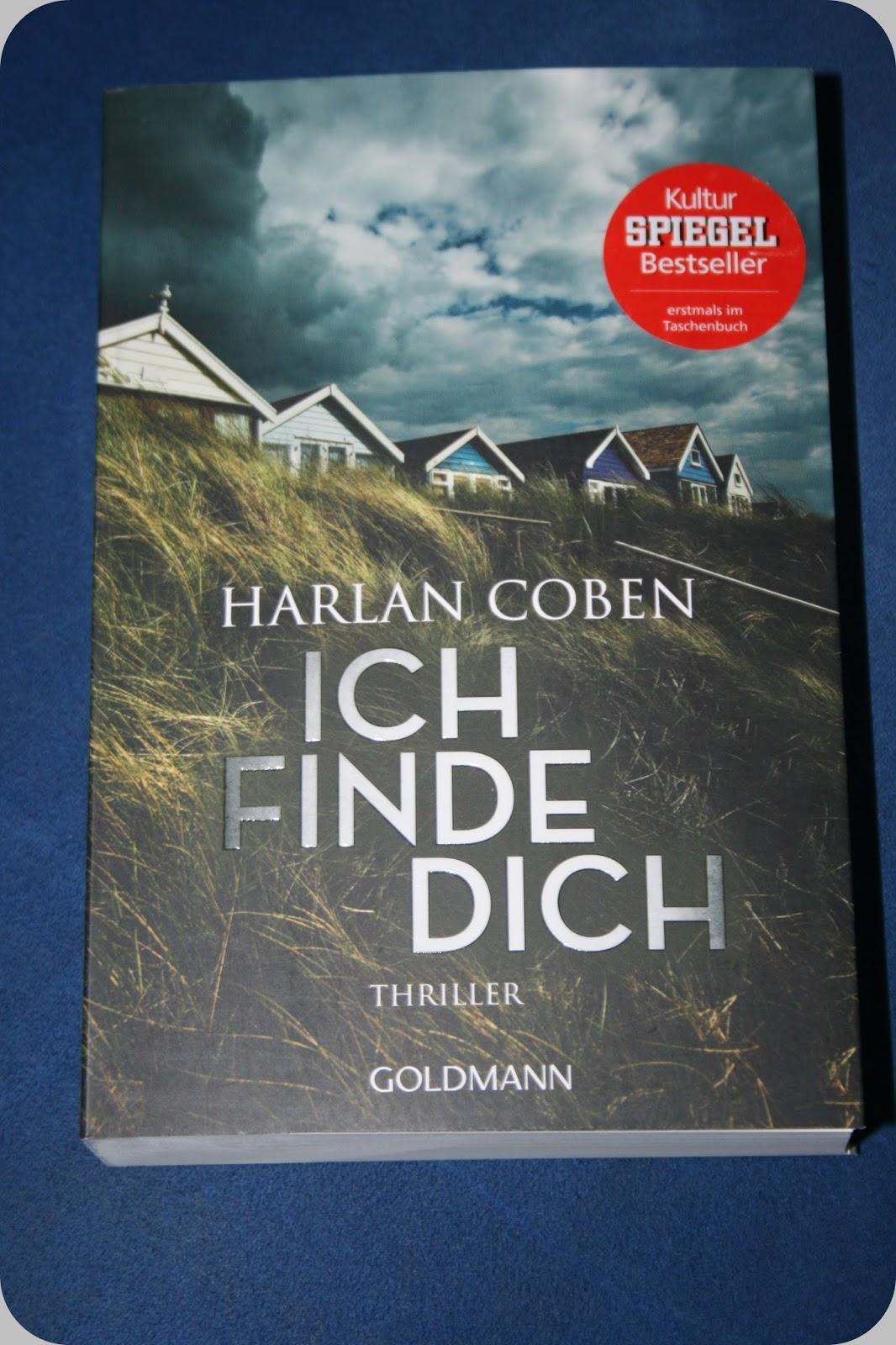Rezension: Ich finde dich von Harlan Coben