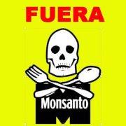 ¡Fuera Monsanto!