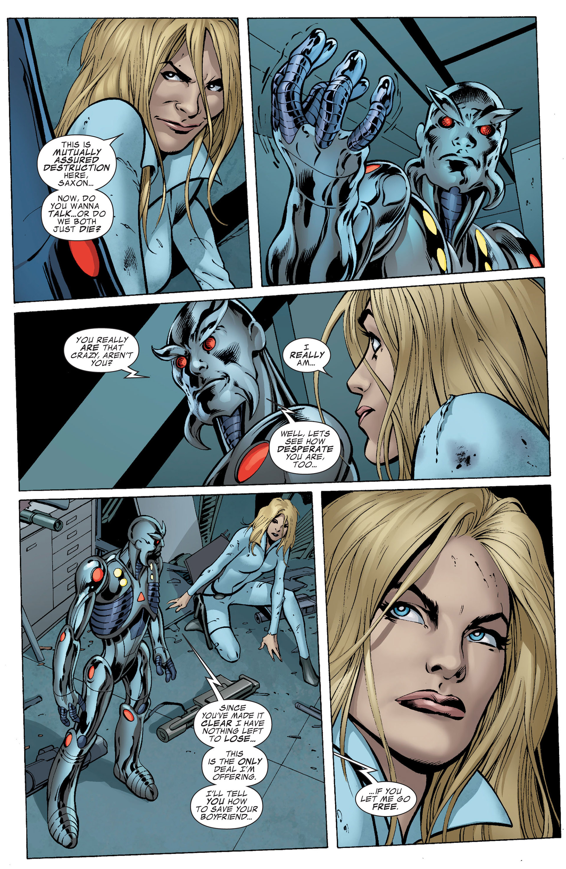 Captain America (2011) Issue #9 #9 - English 17