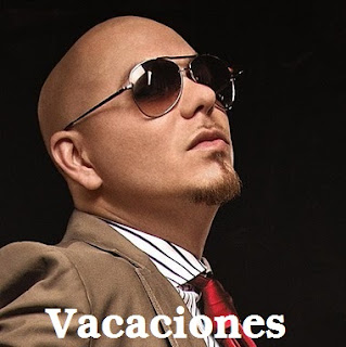Pitbull ft. Gente DZona - Vacaciones Lyrics