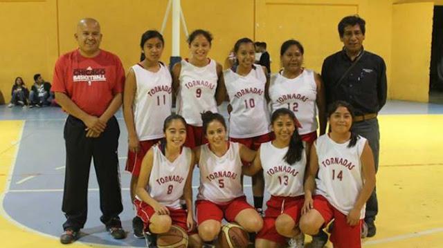 basquetbol oaxaca