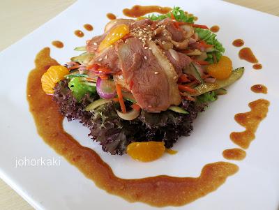 Smoked-Duck-Salad-Johor-Bahru